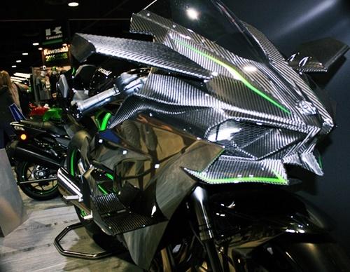 2018 Kawasaki Ninja H2
