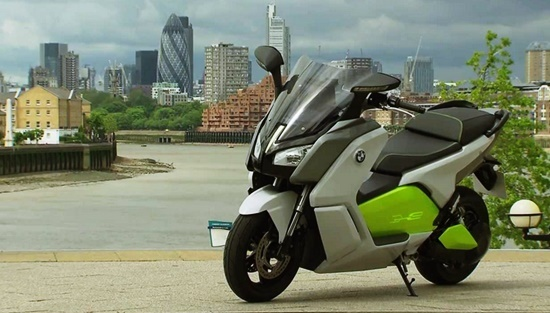 2019 BMW C Evolution Review