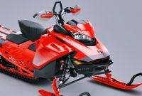 2020 Ski Doo Backcountry X-RS Model