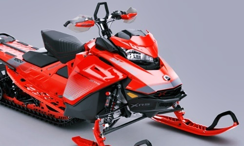 Photo of 2020 Ski Doo Backcountry X-RS Model