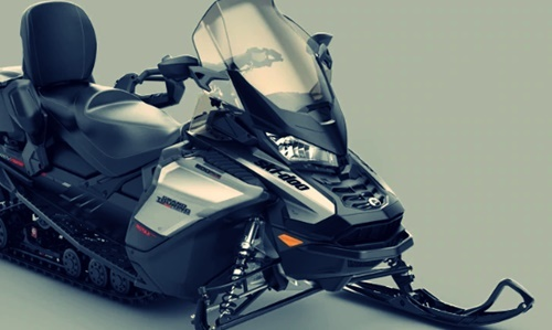 Photo of 2020 Ski-Doo Grand Touring Limited