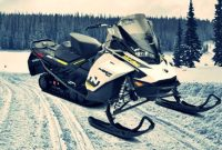 2020 Ski Doo MXZ TNT Release