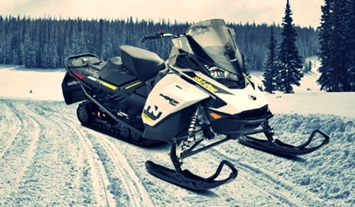 Photo of 2020 Ski Doo MXZ TNT Release