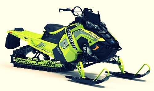 Photo of 2020 Polaris Pro RMK 174 Rumors
