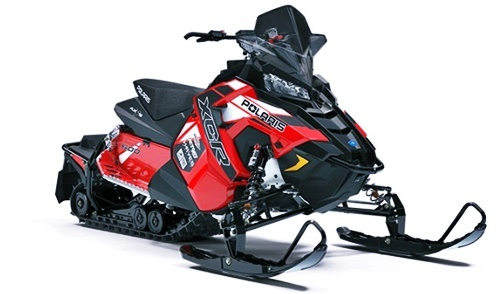 Photo of 2020 Polaris Rush XCR 600 Model
