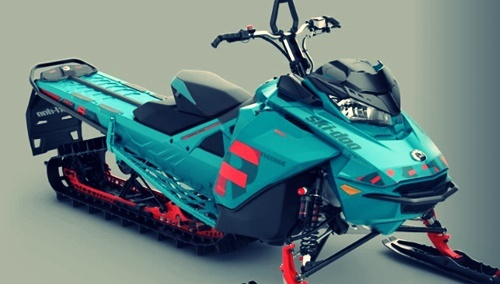 Photo of 2020 Ski Doo Freeride 154/165 Rumors