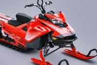 2020 Ski Doo Summit X Colors