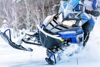 2020 Polaris 550 Voyageur 144 Review
