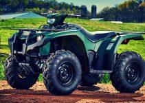 2020 Yamaha Kodiak 450 EPS Price