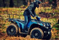 2020 Yamaha Kodiak 450 EPS SE Review