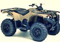 2020 Yamaha Kodiak 450 Horsepower