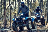 2020 Yamaha Kodiak 700 EPS SE Review