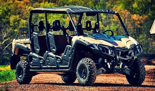 2020 Yamaha Viking VI EPS Ranch Edition Specs