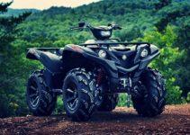 2021 Yamaha Grizzly EPS SE