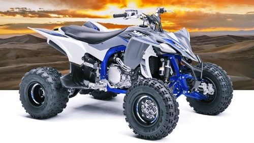 Photo of 2021 Yamaha YFZ450R SE