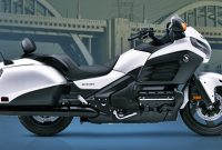 2020 Honda Gold Wing F6B Review