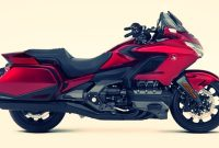 2021 Honda Goldwing Tour Specs