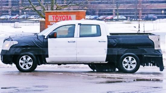 2021 Toyota Tundra USA Redesign