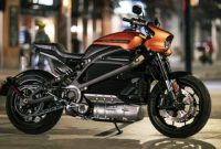 2020 Harley Davidson LiveWire Review