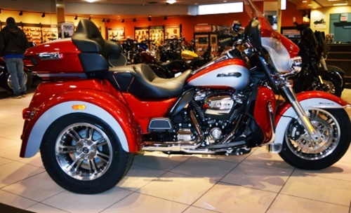 Photo of 2020 Harley Davidson Trike Rumors